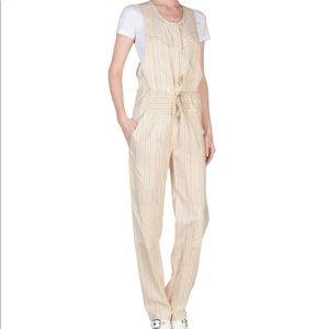 Isabel Marant off white overalls